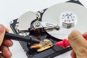 Восстановление жесткого диска, ремонт